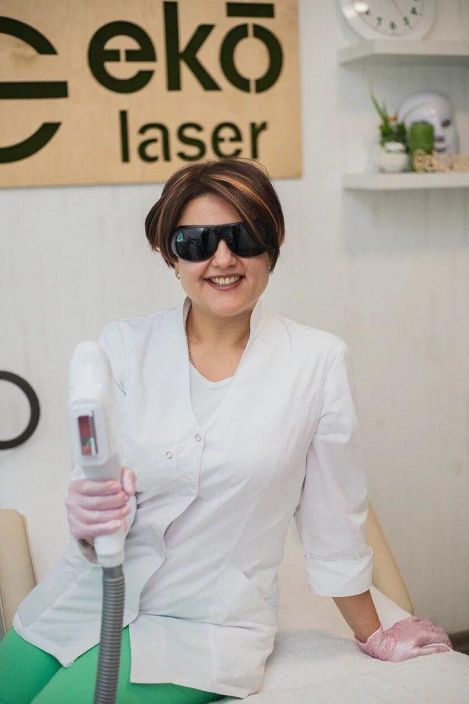 Наши мастера лазерной эпиляции - eko_laser_krsk